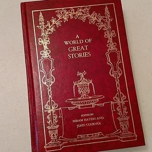 Other - Vintage hardback A World of Great Stories